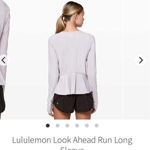 Lululemon LOOK Ahead Long Sleeve